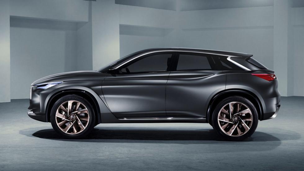 Lexus QX 50 concept