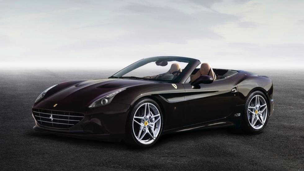 El McQueen (Ferrari California T)