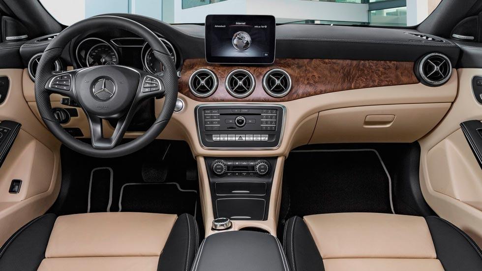 Mercedes CLA Shooting Brake familiar lujo estilo