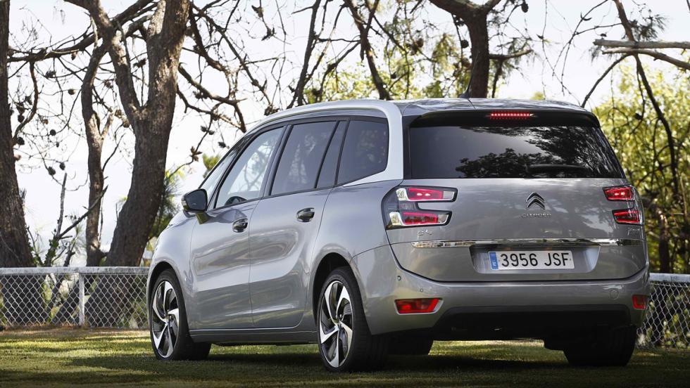 Nuevo Citroën Grand C4 Picasso (I)