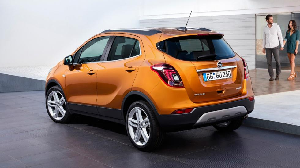 Opel Mokka X trasera