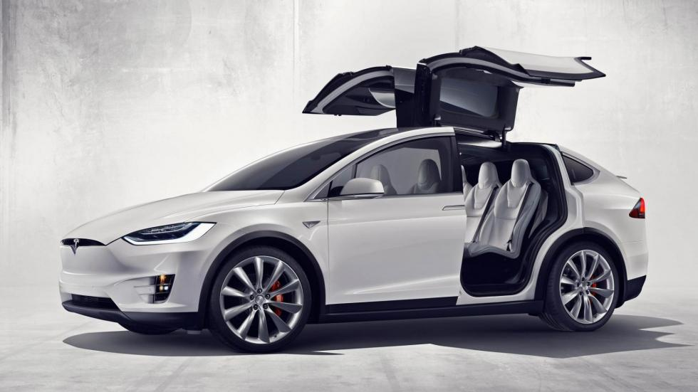 Tesla Model X P90D – 772 CV