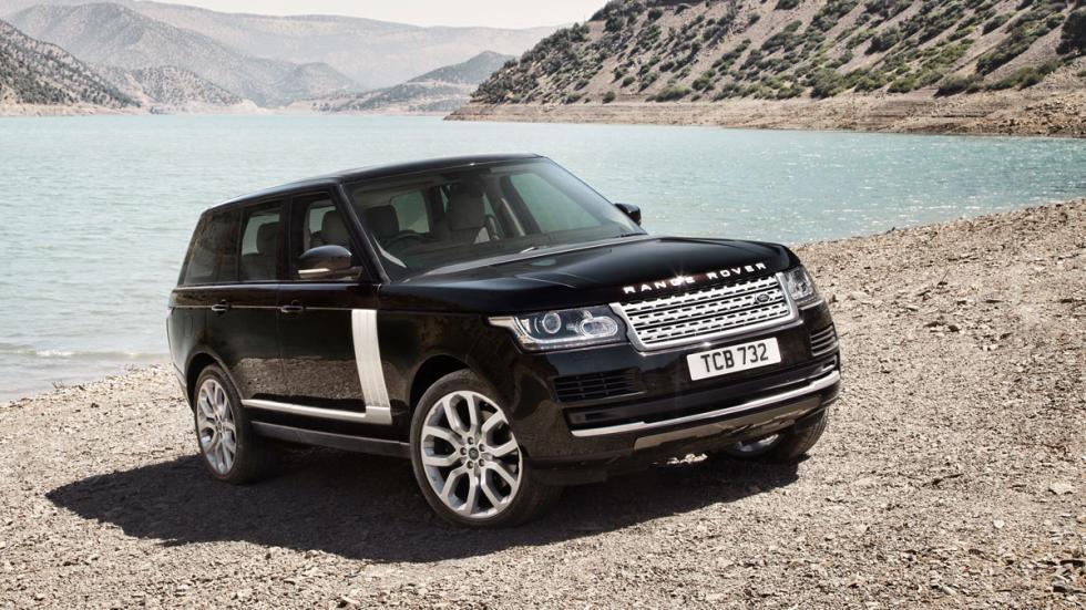 Messi coche range rover