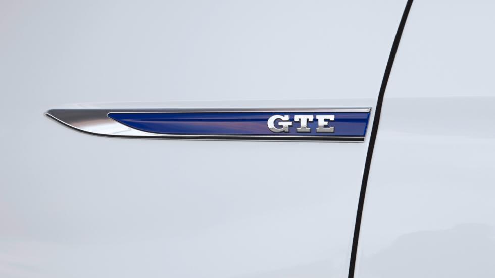 Volkswagen Passat GTE logo