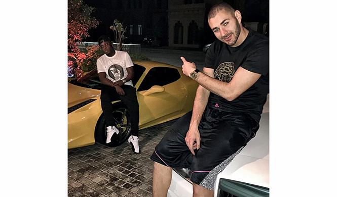 coches Karim Benzema 6