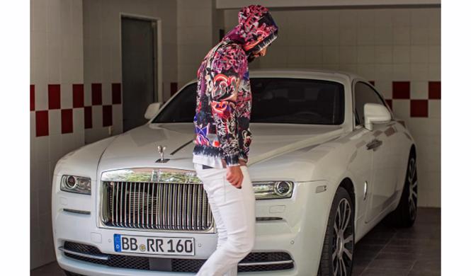 coches Karim Benzema 9