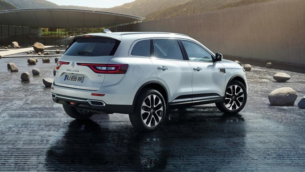 Renault Koleos 2017 zaga