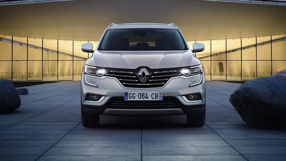Renault Koleos 2017 morro