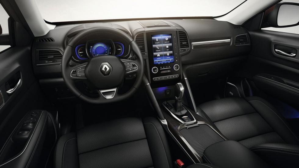 Renault Koleos 2017 interior