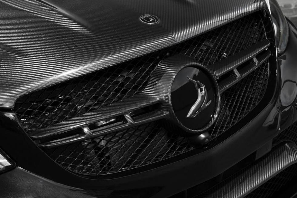 Mercedes Benz GLE 63 Inferno de Top Car