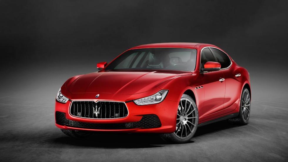 Maserati Ghibli 2017