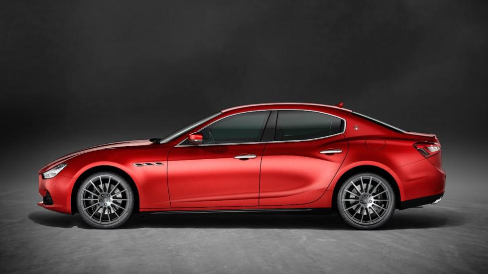 Maserati Ghibli 2017 lateral