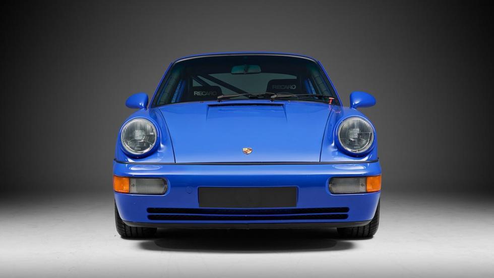 Porsche 911 Carrera RS NGT frontal