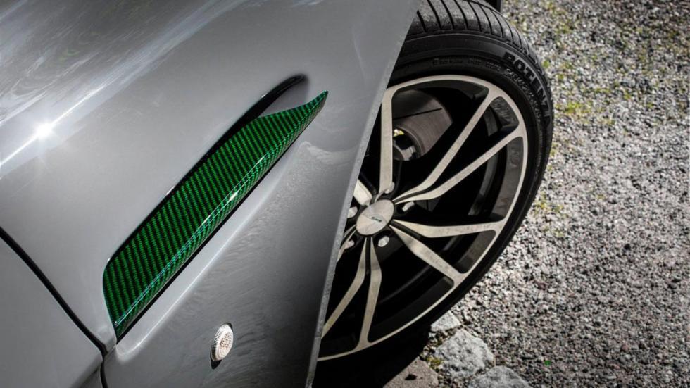 Aston Martin V8 Vantage S Forest Edition detalle
