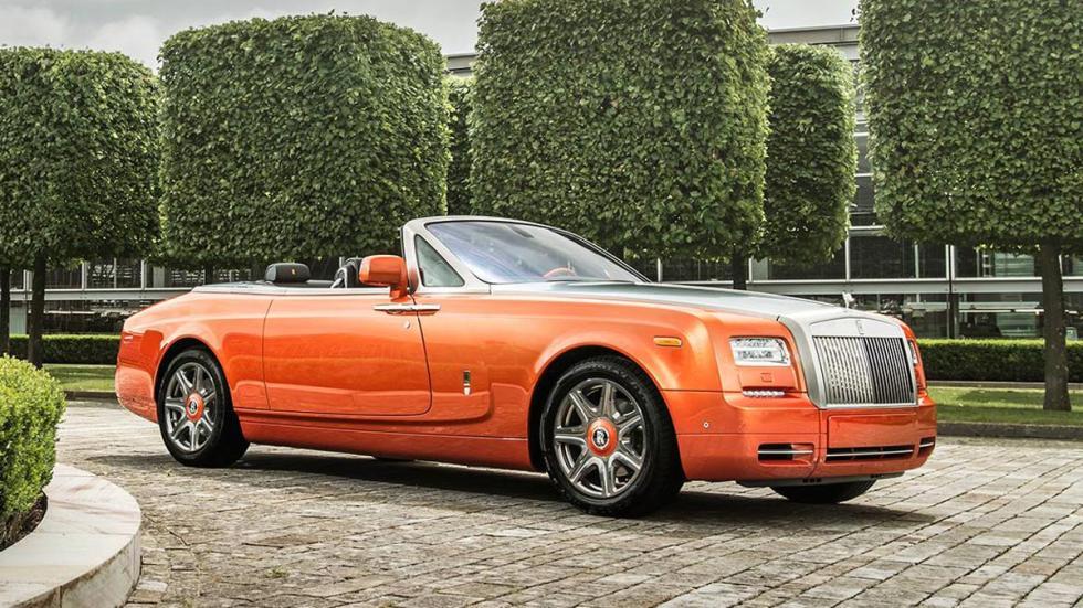 Rolls-Royce Phantom Drophead Coupé Beverly Hills Edition