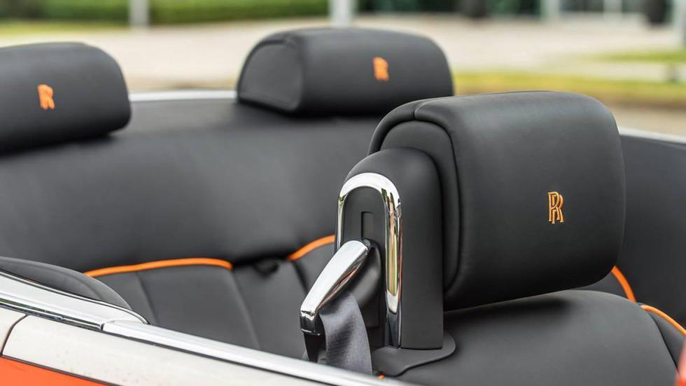 Rolls-Royce Phantom Drophead Coupé Beverly Hills Edition detalle