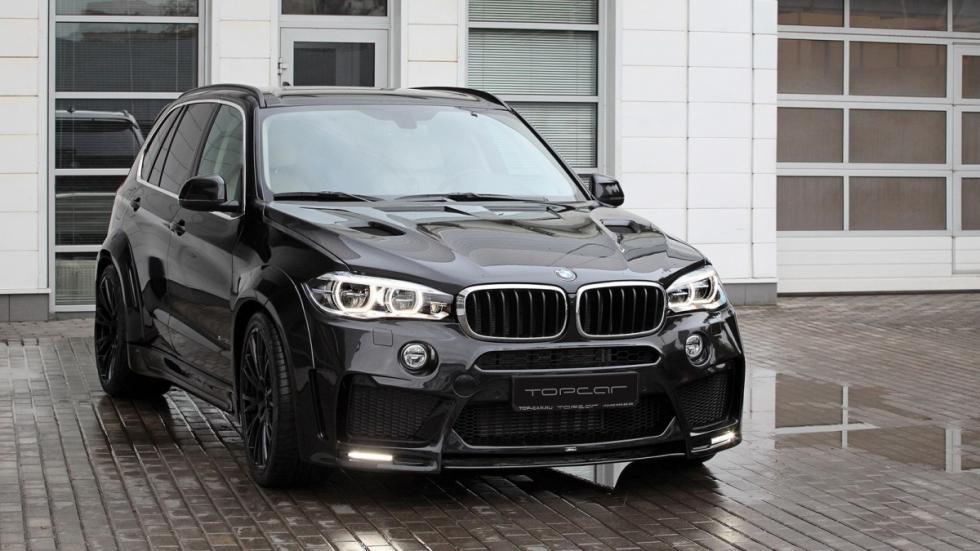 BMW X5 by Lumma y TopCar