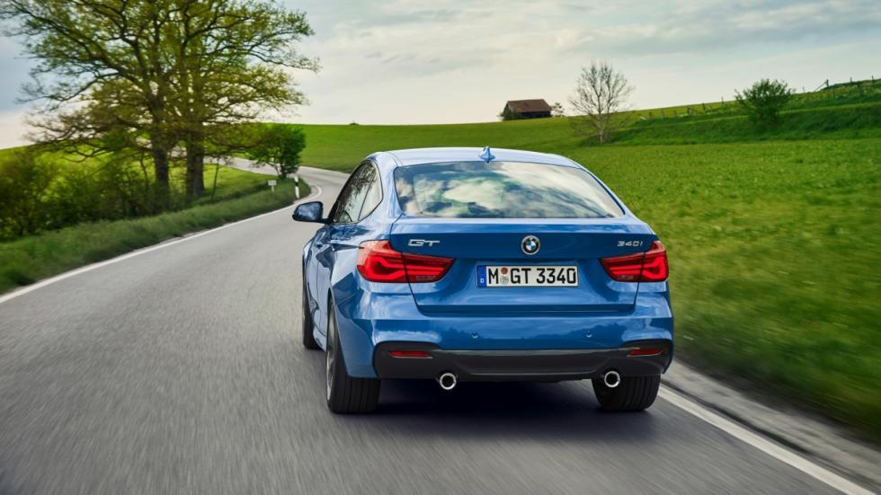 BMW Serie 3 GT 2017