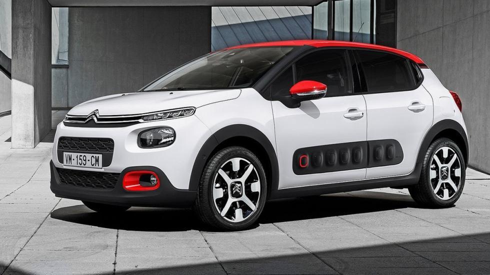 coches franceses éxito estados unidos Citroën C3