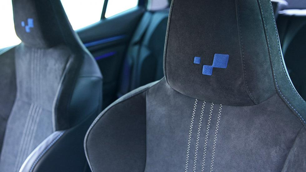 Mégane GT asientos