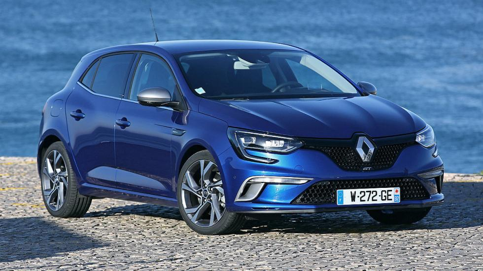 Prueba: nuevo Renault Mégane 2016