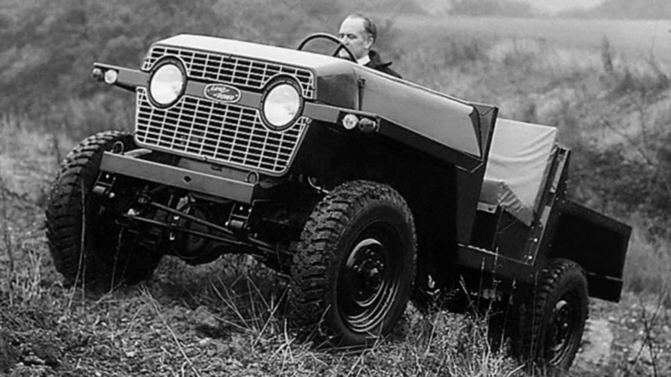 Land Rover Lightweight R-6796-2