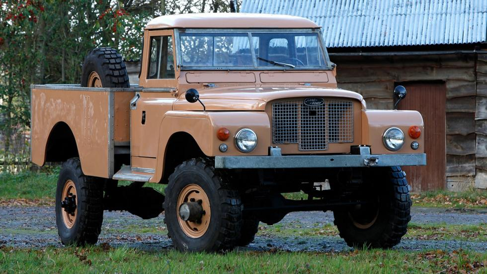 Land Rover GS High Capacity