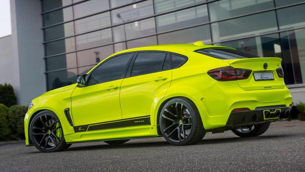 BMW X6 M Lumma
