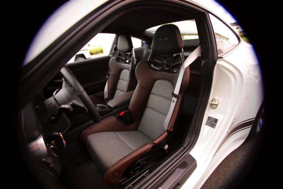 Porsche asientos