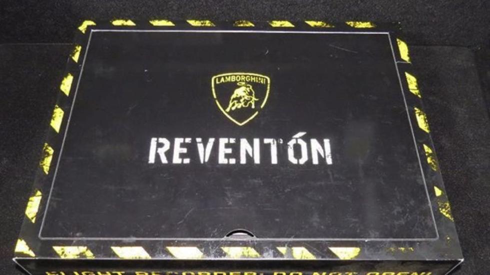 Lamborghini Reventón caja