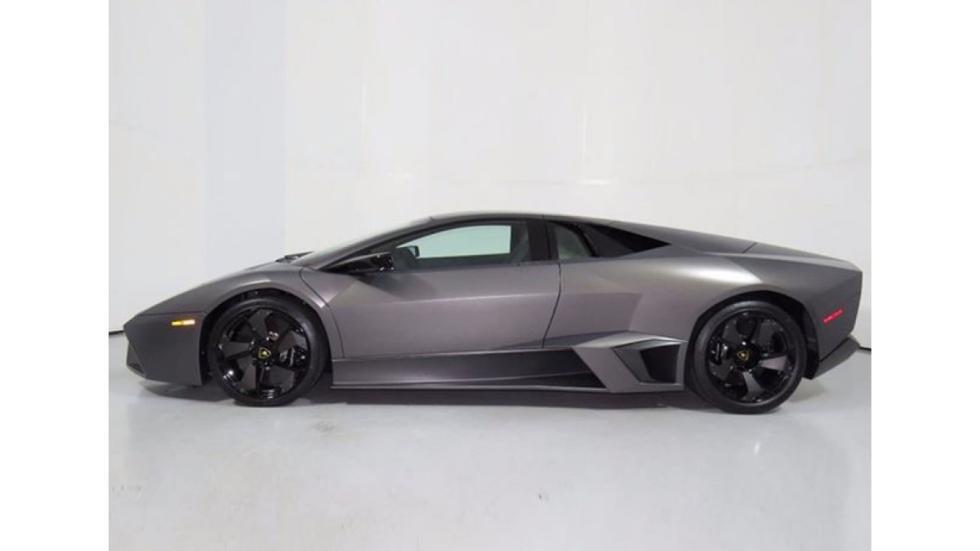 Lamborghini Reventón lateral