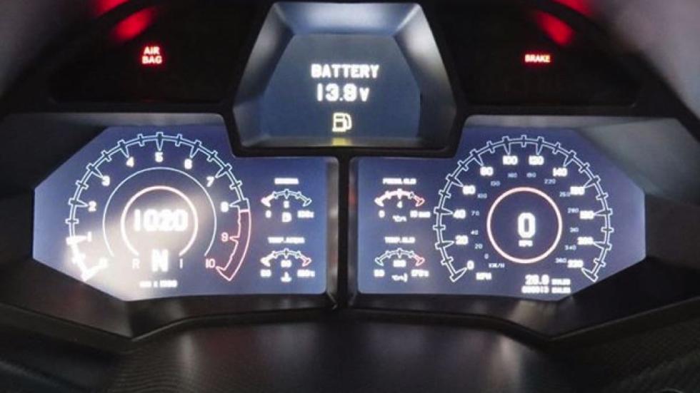 Lamborghini Reventón relojes