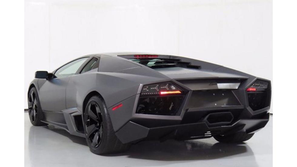 Lamborghini Reventón tres cuartos