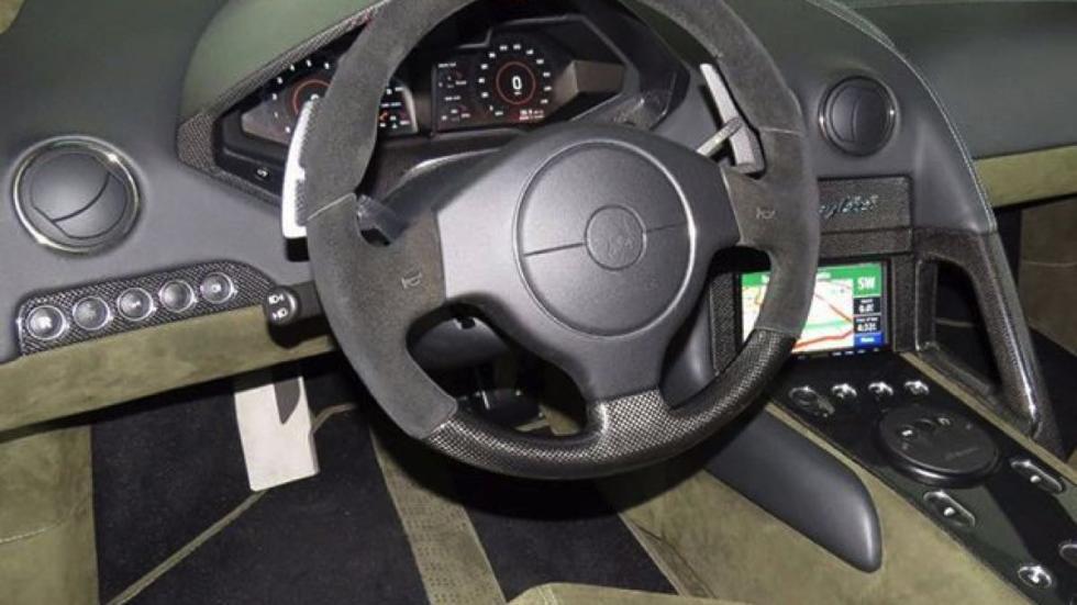 Lamborghini Reventón volante