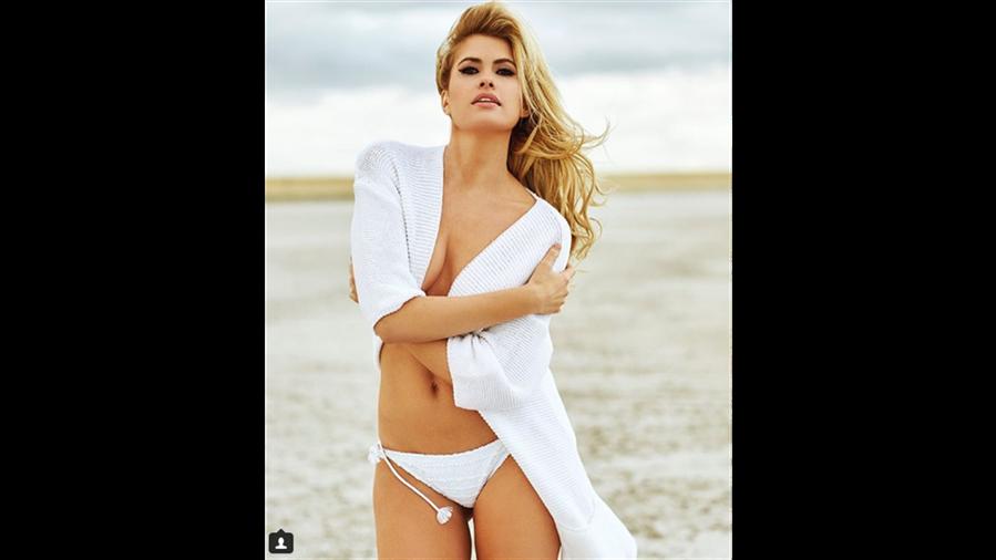 Adriana Abenia. Foto: Instagram