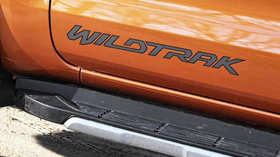 Ford Ranger Wildtrack detalle