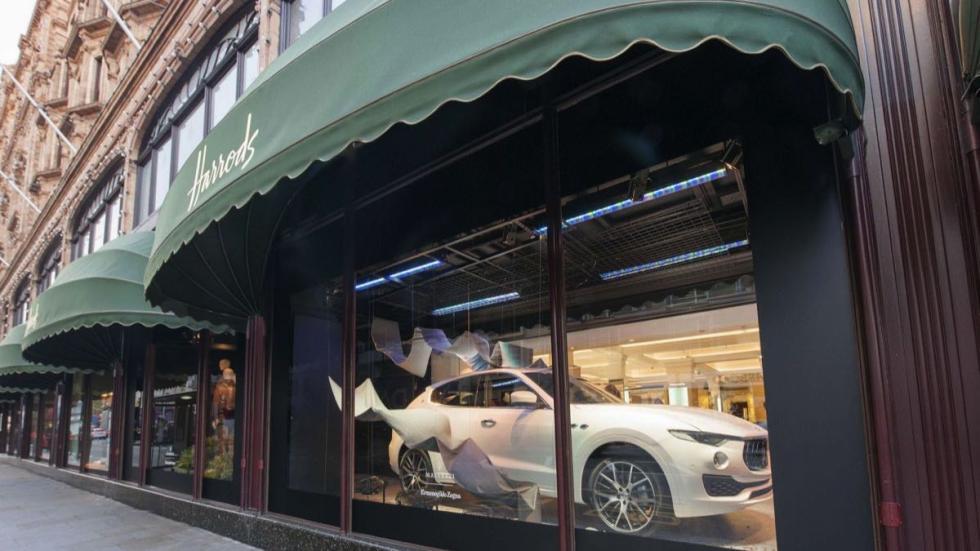 Maserati Levante Ermenegildo Zegna 1