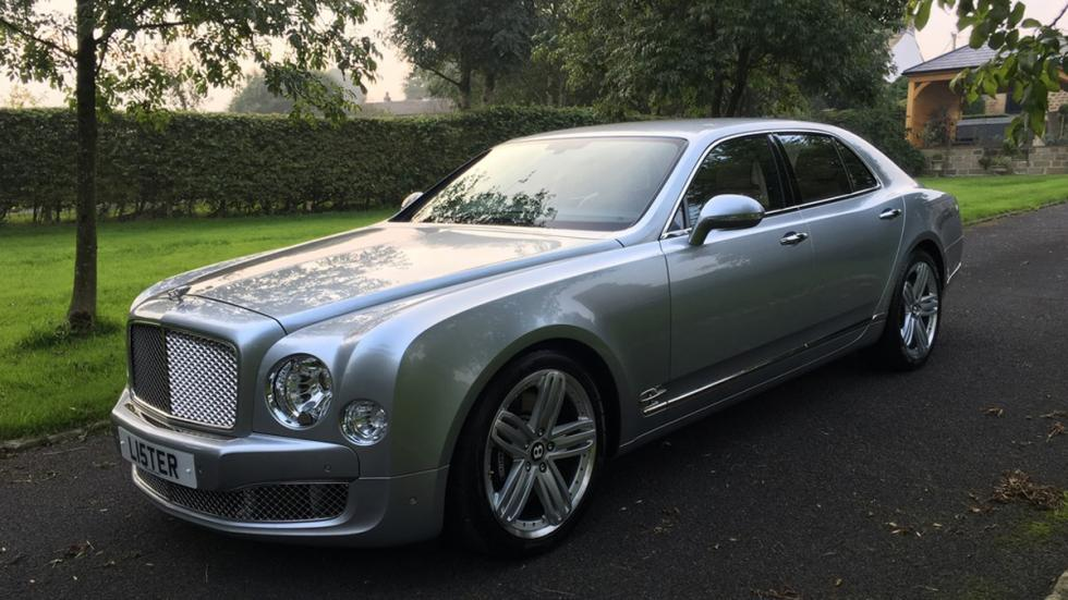 Bentley Mulsanne CEO Lister