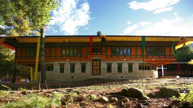 El Centro Bután de la Felicidad