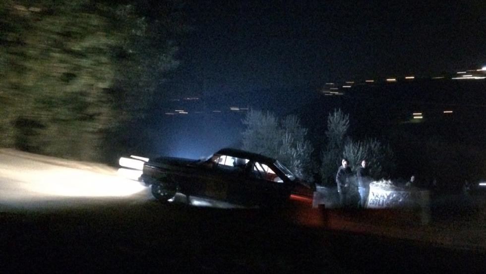 Tramos nocturnos, potencia, ruido... El Rallylegends es una prueba única.