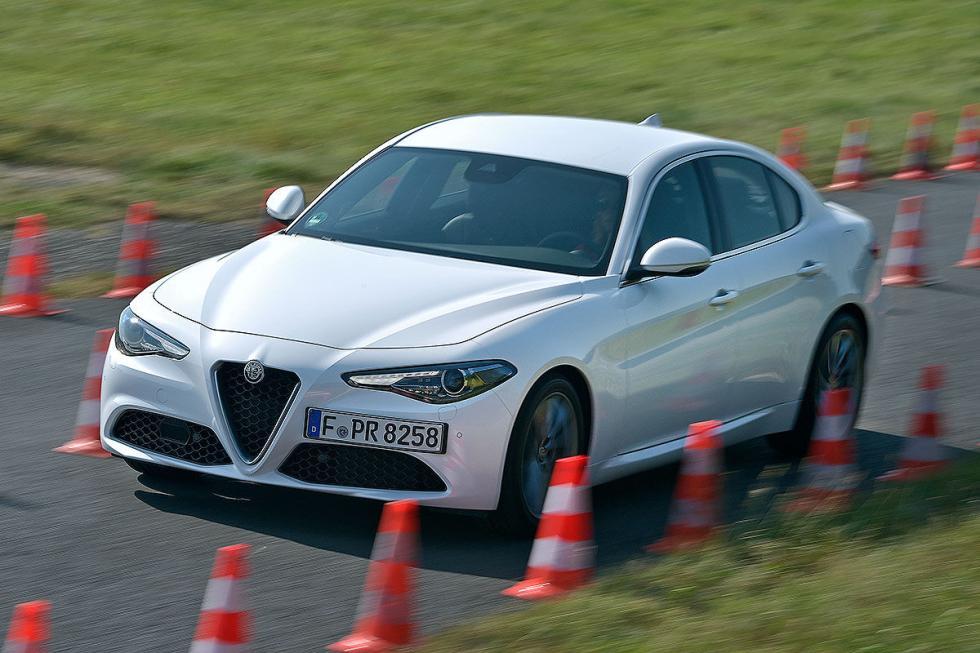 Cara a cara: Alfa Romeo Giulia vs BMW Serie 3