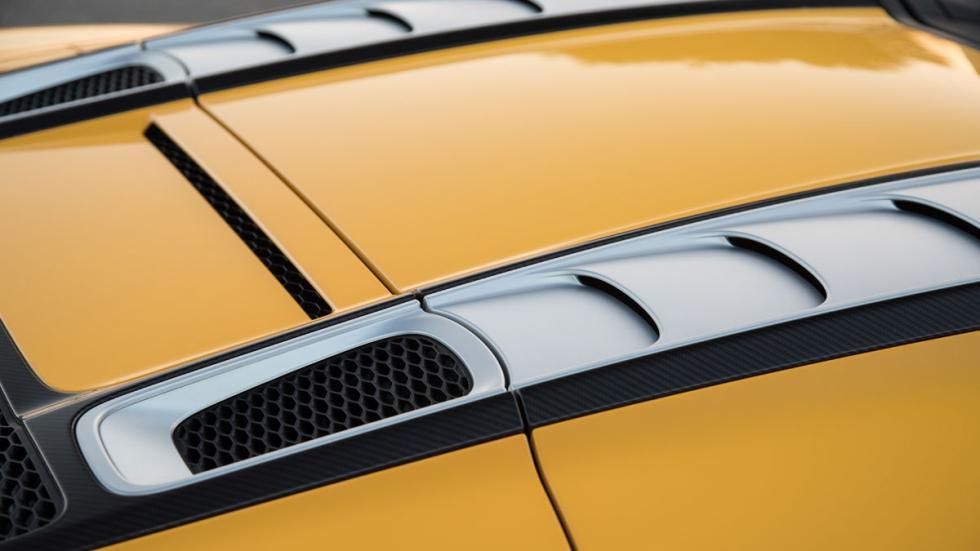 Prueba Audi R8 V10 Spyder 2017 capo