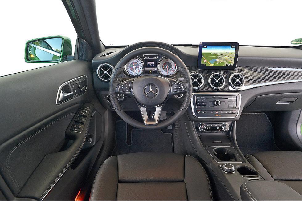 Cara a cara: Audi Q2 vs Mercedes GLA