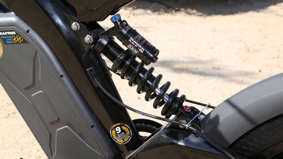 Prueba-Bultaco-Brinco-S-homologada-suspensión-trasera-amortiguador