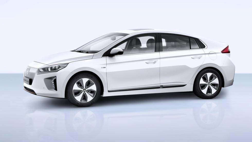 eléctricos más autonomía Hyundai Ioniq Electric