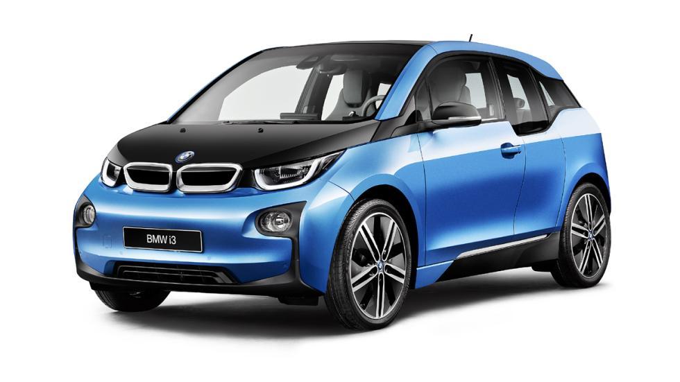eléctricos más autonomía BMW i3