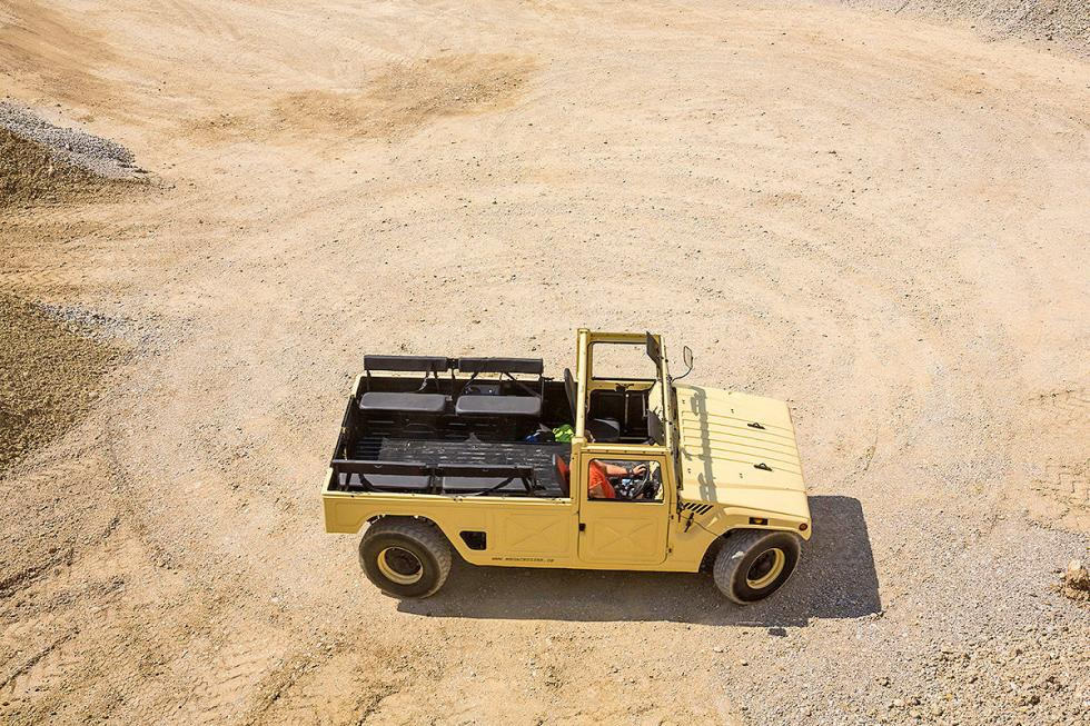 Prueba: Toyota Mega Cruiser BXD 10. El Hummer japonés