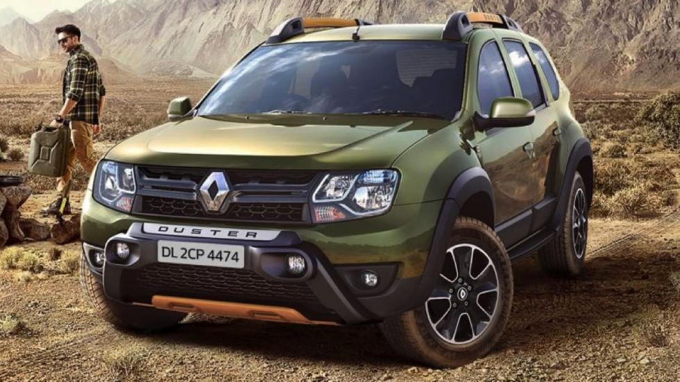 Renault Duster Adventure Edition frontal