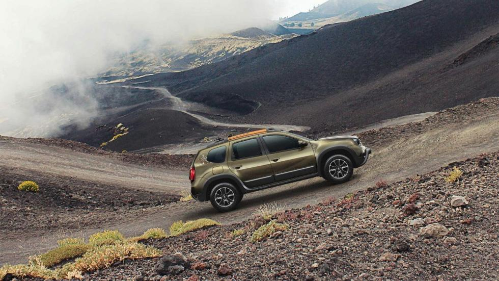 Renault Duster Adventure Edition lateral