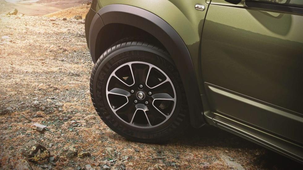 Renault Duster Adventure Edition rueda